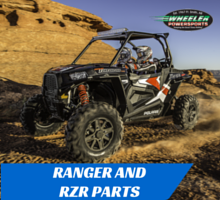 POLARIS RANGER AND RZR PARTS